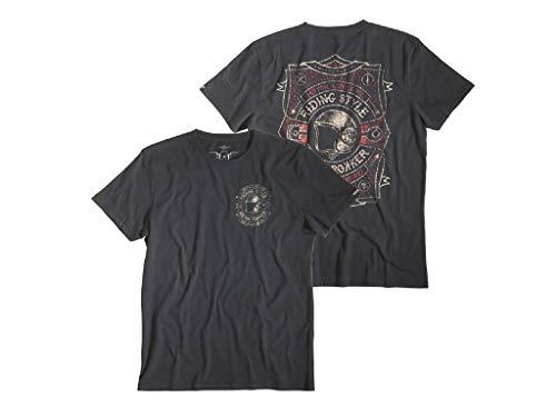 Harley-Davidson Rokker Helmet C3006301 Herren Shirt, Schwarz, XXXL