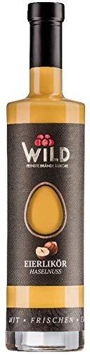 Wild Eierlikör Haselnuss 0,5 Liter aus dem Schwarzwald