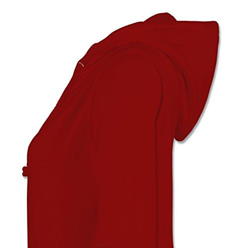 Oma - Großartige Mamas werden zur Oma befördert - Damen Hoodie Rot