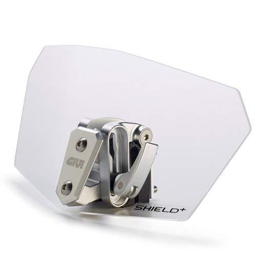 Givi S180T Spoiler Universale, Trasparente