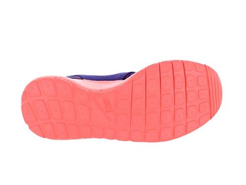 Nike Roshe One Lava (Gs), Scarpe da Corsa Bambina Multicolore (Morado / Plateado / Morado (Crt Prpl / Mtllc Slvr-Ht Lv-Fchs))