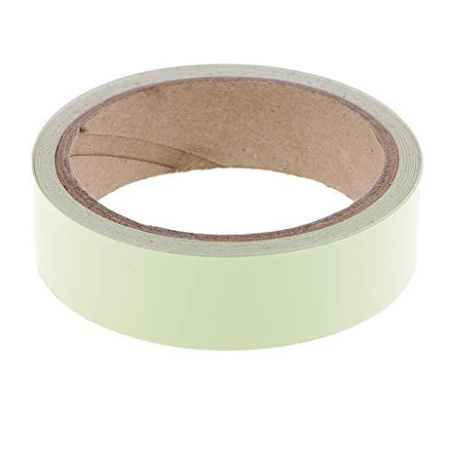 sch Klebeband, Leuchtband Streifen Wasserdichtes Anti Upturned Tape für Treppen - Hellgrün, 2,2x500cm ()
