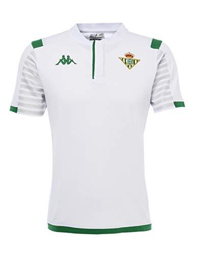 Real Betis - Temporada 2019/2020 - Kappa - ANGAT 3  Polo, Hombre, Neutro, XL