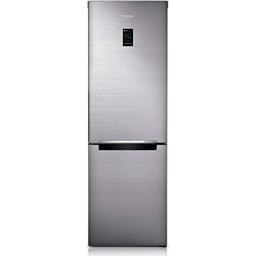 Samsung RB33N321NSS Frost Free Freestanding Fridge Freezer - Inox Best Price and Cheapest