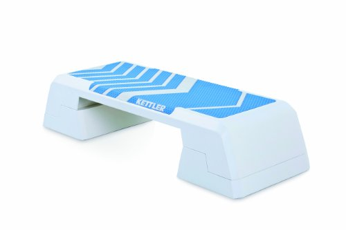 Kettler, Step aerobica, Multicolore (Taubenblau/Perlmutt Weiß)