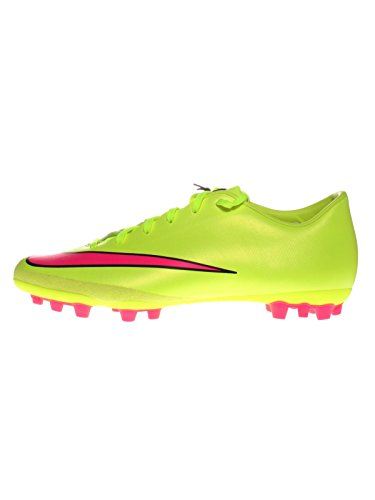 Nike Mercurial Victory V Ag-r Hommes football Bottes 717140 Football Crampons Jaune