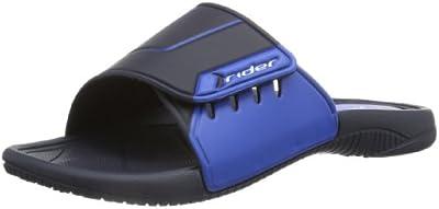 Rider Rider Speed II 81144 - Chanclas de caucho para unisex-adultos, color azul, talla 41