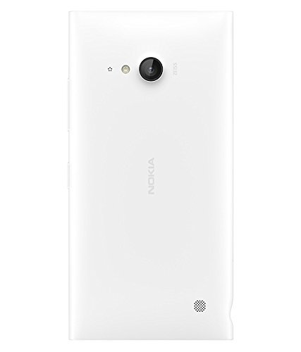 GoldKart¨ Premium Replacement Back Door Cover Panel For Nokia Lumia 730 - White  available at amazon for Rs.139