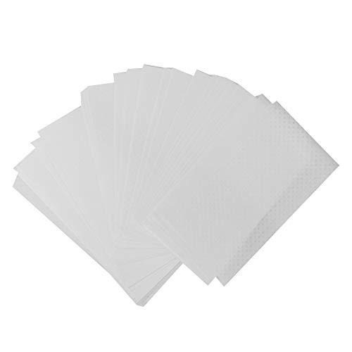 Dauerwelle Papiere - 500Pcs Professional Einweg Salon Crystal Hair Dauerwelle Papier Hair Curling Paper Friseur Crystal Papier