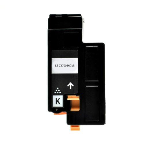 Toner für Epson AcuLaser C1700 1650 N W CX 17 NF WF - C13S050614 - Schwarz 2000 Seiten