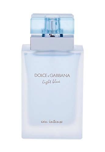 Dolce & Gabbana, Light Blue, Eau Intense Pour Femme, Damenduft, Spray, 50 ml (Dolce Light Blue Parfums Gabbana)
