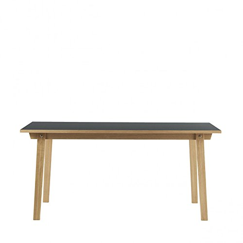 Normann Copenhagen Slice Table 90 x 200 Gris 74 x 200 x 90 cm