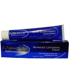 Miracle Maxitone Advanced Lightening Cream by Miracle Maxitone