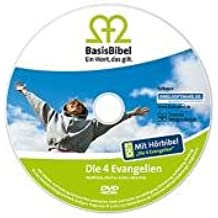 BasisBibel-DVD-ROM: Die vier Evangelien. Für Windows Vista/XP/2000: Basisbibel-Software und Hörbibel