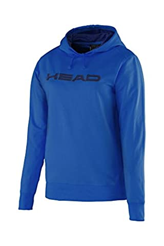 HEAD Damen Hoodies Club Women Rosie Hoody, Blau, XS, 0064220449200053