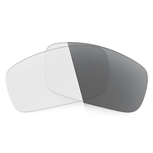 Revant Ersatzlinsen für Spy Optic Logan Elite Adapt Grey Fototrop