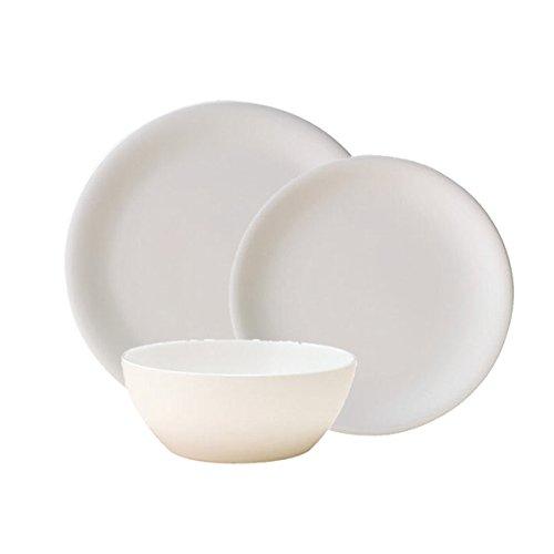 Denby 12-Piece Dinnerware Set (Denby Bone China)