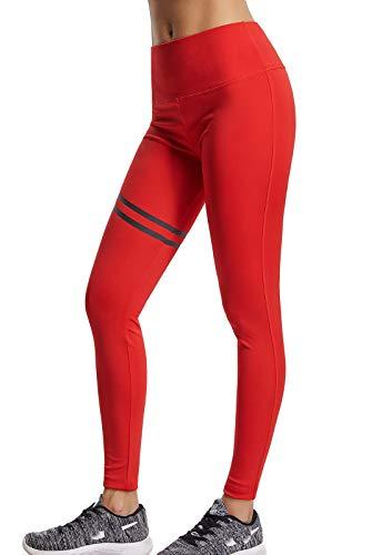 FITTOO Pantalones Deportivos Leggings Mujer Yoga Alta