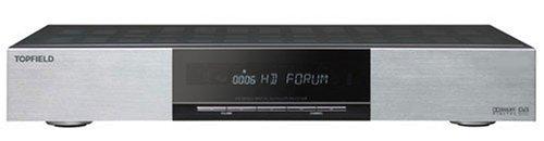 Topfield Sat-Receiver mit Festplatte TF 7700 HDTV im Test
