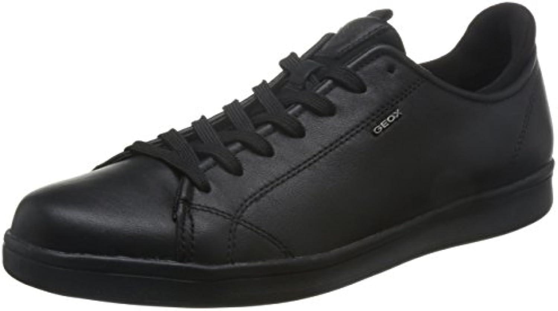 Geox Basket Warrens A U740LA 08515 C9999 Black