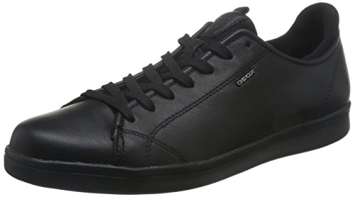De Deporte 08515 Zapatillas Negro U740la Hombre Geox qgOEw1Hxc