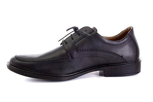 Andres Machado.204203.Chaussures Classiques pour Hommes en Cuir .Grandes pointure de la 46 à la 51. Nuevo Noir