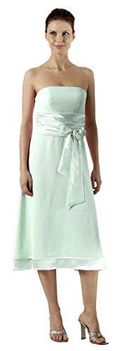 Nachtigall+Lerche Cocktailkleid kurz Abendkleid elegant für Hochzeit Konfikleid Trauzeugen-Kleid...