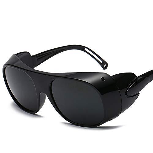The Electric Arc Welding Schweißbrillen Argon Arc Welding Goggles Sonnenbrillen Brille (Farbe : D)