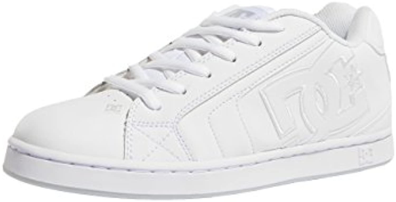 DC Herren Schuhe/Sneaker Net Se Weiß 42.5