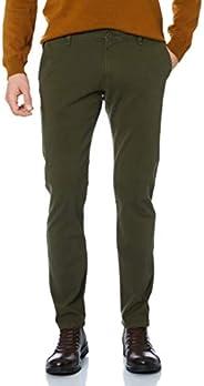 dockers SMART 360 FLEX ULTIMATE CHINO SKINNY Khaki Pantolon Erkek