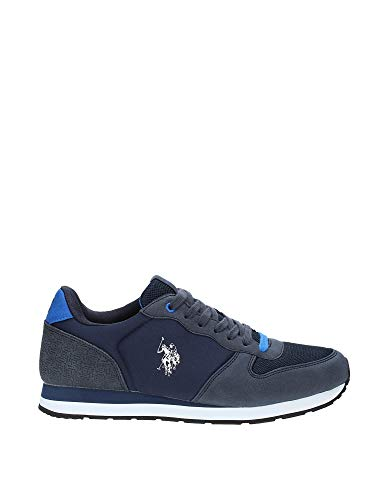 U.S. Polo Sneaker WILYS4087S9 Uomo Mod. U.S.Soren Blu 44