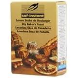 la boutique des pâtissiers - 2 boites de Levure sèche de boulanger (10 x 11 g)