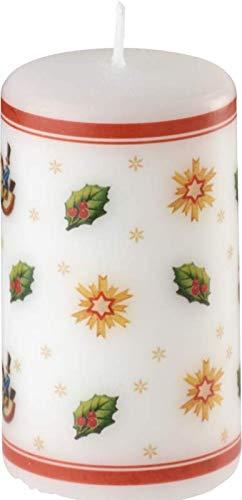 Villeroy & Boch Winter Specials Kerze klein Weihnachtsmotive 5x9cm 35-9074-0129