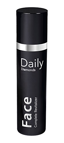 Daily Diamonds Complete Revitalizer for Men – 50 ml – Hommes de soins anti-âge avec acide hyaluronique