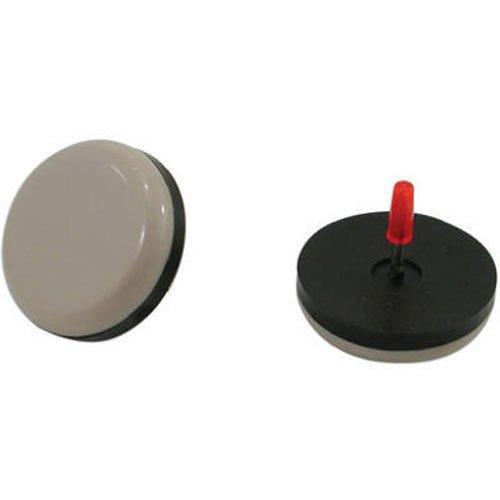 Shepherd Hardware 1-1/4 Nailon Slide Glide Pads [Misc.] [Misc.]