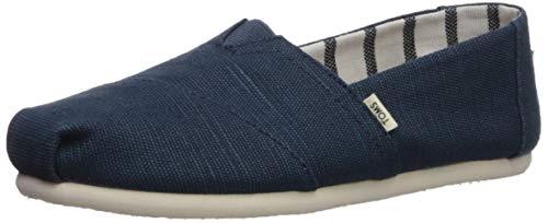 TOMS Damen Women Alpargata Majolica Blue Espadrilles, Blau 001, 37.5 EU (Shoes Suede Kinder-blue)
