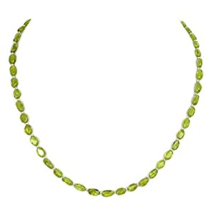 PERIDOT Kette Halskette