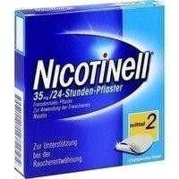 nicotinell 35 mg 24 stunden pfl.transdermal 14 St