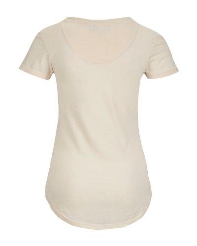 Bench Damen T-Shirt Sixfive Pristine