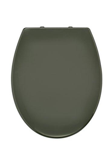 Ridder WC-Sitz Miami mit Soft-Close Grau