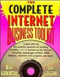 The Complete Internet Business Toolkit