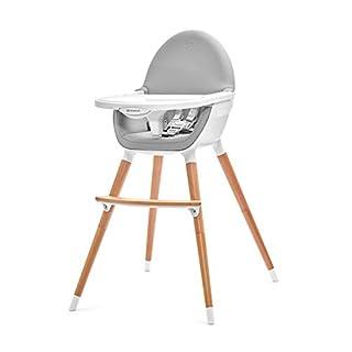 Kinderkraft FINI chaise haute bébé 2 en 1