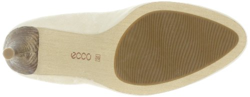 Ecco Lisbon 80mm, Chaussures de Danse de salon femme Marron (Seasame)