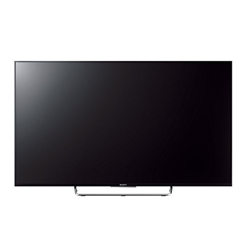 Sony KDL-55W756C Smart 55-inch Full HD TV (Android TV, X-Reality Pro, Motionflow XR 800 Hz, One Click Entertainment, Wi-Fi and NFC) - Silver, 2015 Model
