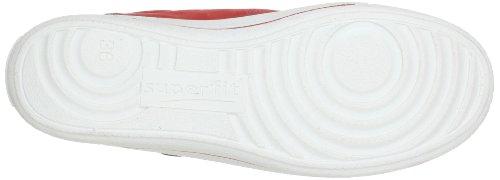 Superfit Tensy 10264 Mädchen Sneaker Rot (Fire Kombi)