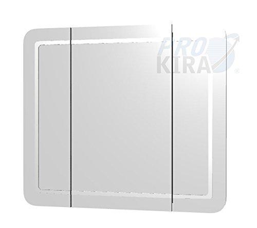 PELIPAL Lunic Spiegelschrank / LU-SPS 10 / Comfort N / B: 80 cm