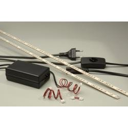 VCM Lumo LED – Beleuchtungset Ergänzung, weiß - 3