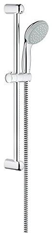 GROHE 27853000 | Tempesta 100 Shower Rail Set