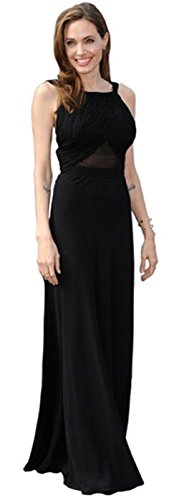 Angelina Jolie (Black Dress) Life Size Cutout
