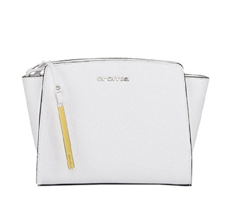 CROMIA Mini Bag PERLA Cod. 1402632 BIANCO